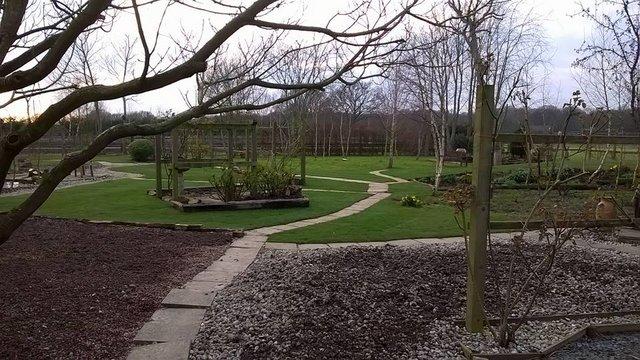 Garden redesign for Garden redesign