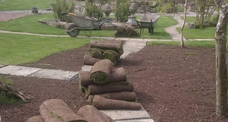 Landscape gardening kent