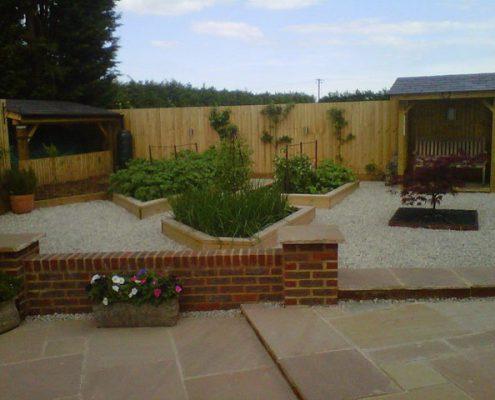 Garden Landscaping Kent