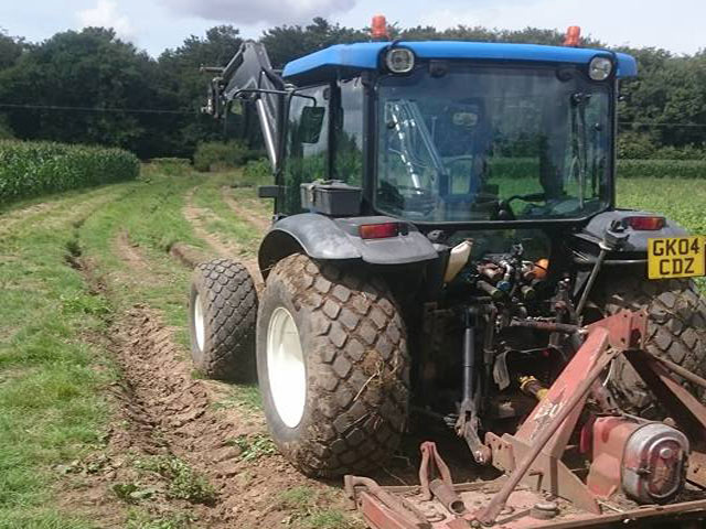 Tractor Services