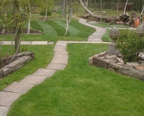 Garden Design in Kent