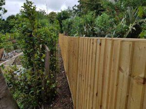 Garden Fencing Contractors Kent