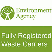 Environment Agency Licensed Waste Carrier